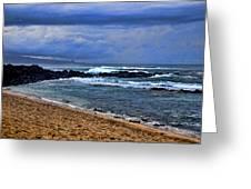 Maui Beach Greeting Card