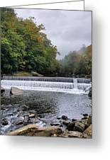 Mcconnell State Park, Pennsylvania  Greeting Card