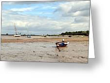 Mersea Greeting Card