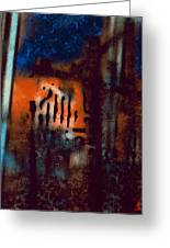 Message 3 Greeting Card