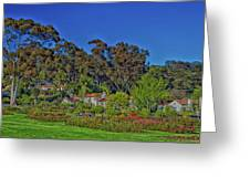 Mission Historical Park Greeting Card