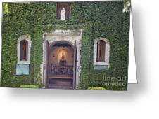 Mission Nombre De Dios Greeting Card