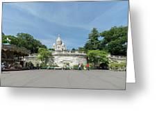 Montmarte Paris Sacre-coeur Greeting Card