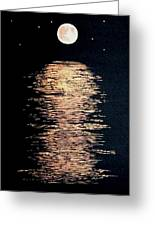 Moon River Greeting Card