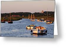 Morston Creek Greeting Card