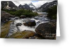 Mount Assiniboine Canada 17 Greeting Card