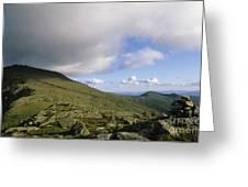Mount Washington New Hampshire Usa Greeting Card