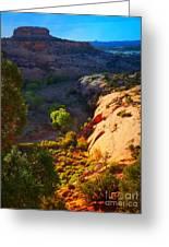 Mystic Utah Greeting Card