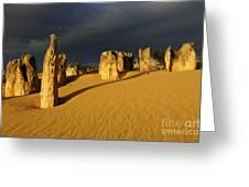 Nambung Desert Australia 1 Greeting Card