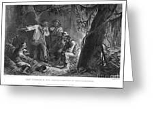 Nat Turner (1800-1831) Greeting Card by Granger