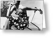 Natalie Wood Greeting Card
