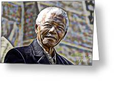 Nelson Mandela Collection Greeting Card