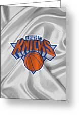 New York Knicks Greeting Card
