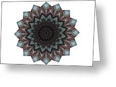 10448 Night Shift Kaleidoscope Greeting Card
