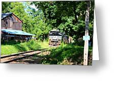 Norfolk Southern Greeting Card