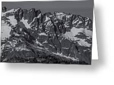 North Cascades Greeting Card