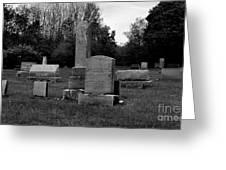 Odd Fellows Cemetery Greeting Card