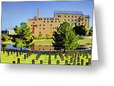 Oklahoma City National Memorial Greeting Card