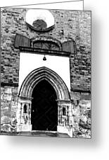 Old Cathedral In Turku Greeting Card