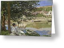 on the bank of the seine bennecourt