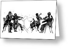 Orchestra Greeting Card