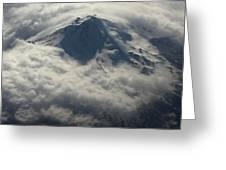 Oregon Mountain Greeting Card