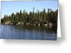Orphan Lake, Canada Greeting Card