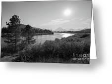 Oxbow Bend Grand Teton National Park  Greeting Card