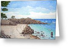 Pacific Grove Greeting Card