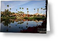 Palm Desert 2 Greeting Card