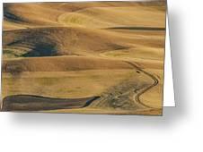 Palouse Palate Greeting Card