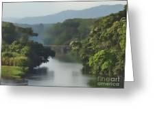 Panama014soft Greeting Card