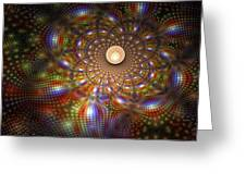 Carlos Castaneda 'the Active Side Of Infinity' Greeting Card