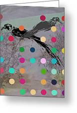 Paradise Birds Greeting Card