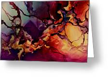 Passion Greeting Card by Michael Lang