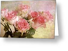 Pastel Bouquet Greeting Card