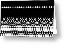 Pattern 185 Greeting Card