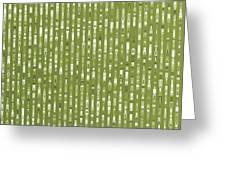 Pattern 76 Greeting Card
