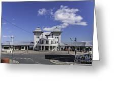 Penarth Pier Pavilion 2 Greeting Card