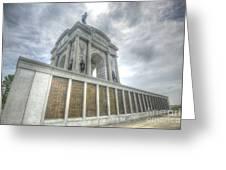 Pennsylvania Monument Greeting Card