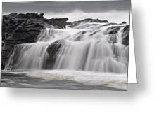 Pescadero Sb 8679 Greeting Card