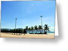 Pham Van Dong Beach Greeting Card