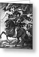 Philip Iv (1605-1665) Greeting Card