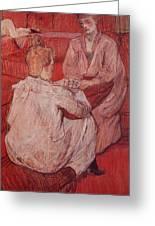 pict0649 Henri De Toulouse-Lautrec Greeting Card
