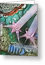 Pink Ribbon Altar Greeting Card