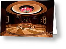 Planet Hollywood Casino Greeting Card