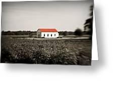 Plantation Church Greeting Card