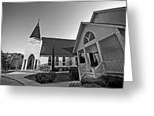 Point Clear Alabama St. Francis Church Greeting Card