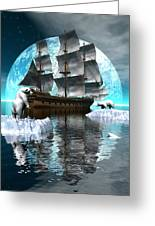 Polar Expedition Greeting Card