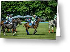 Polo Group 1 Greeting Card